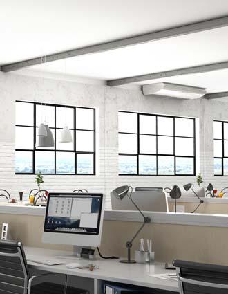 airco op kantoor